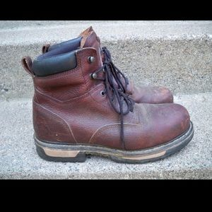 Rocky IronClad Mens Waterproof Work Boots 10.5